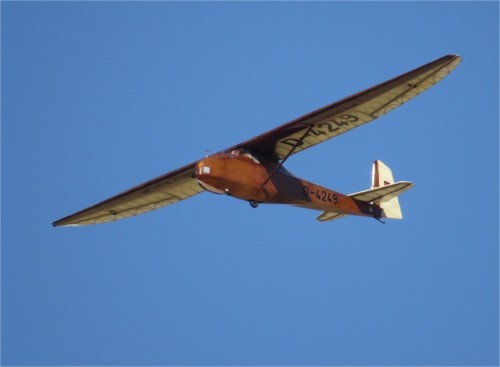 Glider - D-4249-01