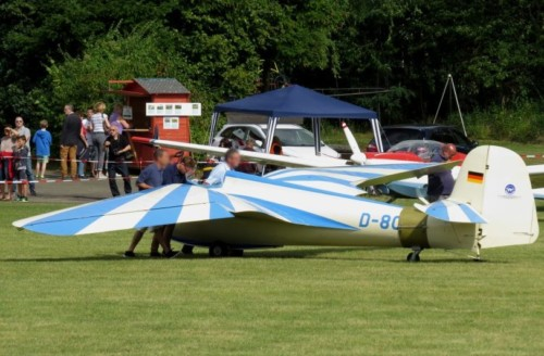Glider - D-8002-01