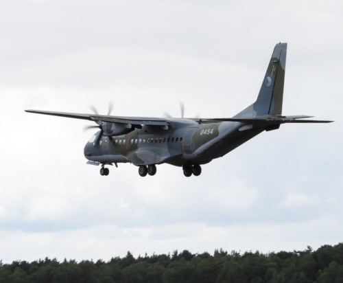 Czech Republic - C-295M-0454