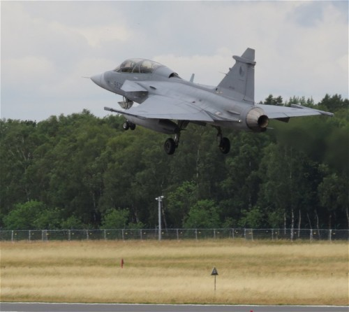 Czech Republic - JAS-39DGripen-9820
