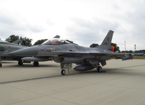 Netherlands - F-16AMFalcon-J-011-01