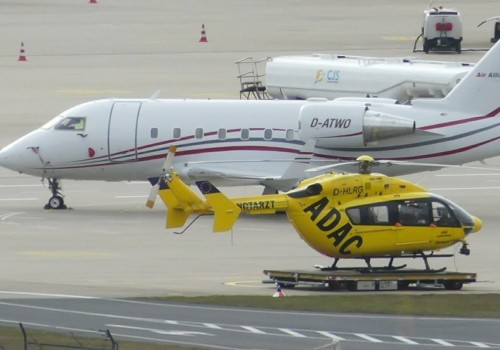ADAC air rescue - D-HLRG - 01