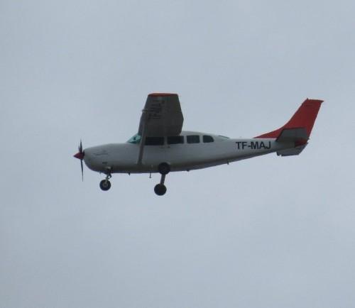 SmallAircraft - TF-MAJ-01