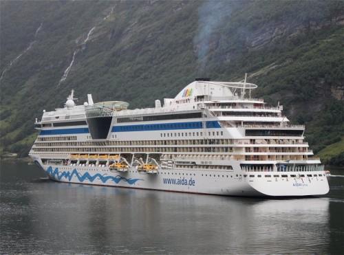 Cruise - AIDA Cruises - AIDA luna