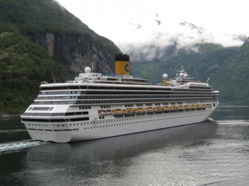 Cruise - Costa Kreuzfahrten - Costa Fortuna02