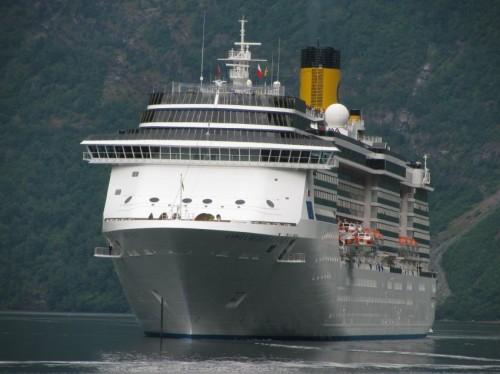 Cruise - Costa Kreuzfahrten - Costa Mediterranea