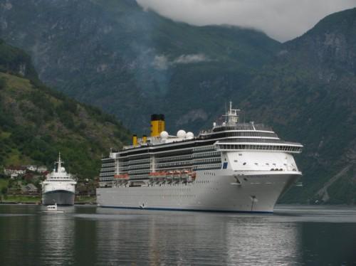 Cruise - Costa Kreuzfahrten - Costa Mediterranea01