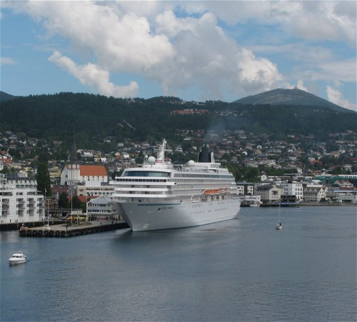 Cruise - Crystal Cruises - Crystal Symphony