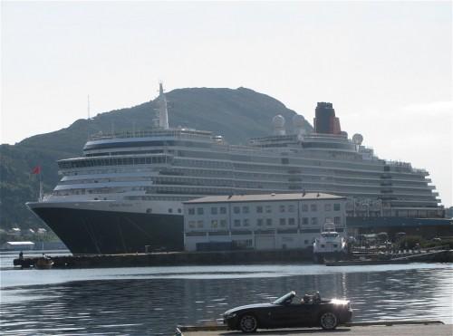 Cruise - Cunard - Queen Elizabeth