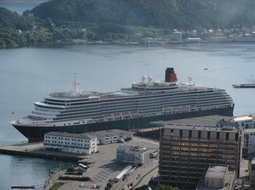 Cruise - Cunard - Queen Elizabeth02