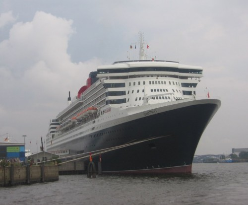 Cruise - Cunard - Queen Mary 2