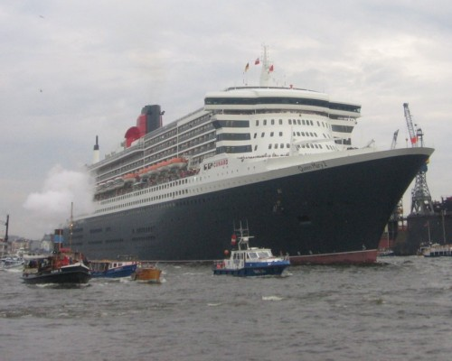Cruise - Cunard - Queen Mary 201