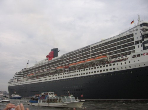 Cruise - Cunard - Queen Mary 203