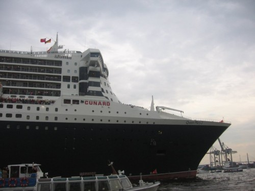 Cruise - Cunard - Queen Mary 204