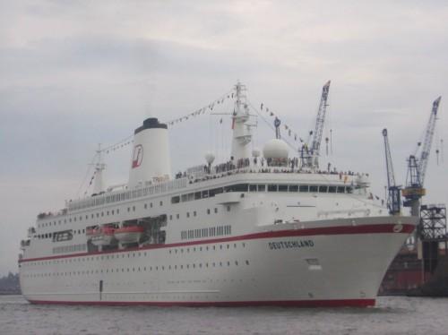 Cruise - Deilmann - MS Deutschland