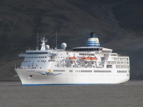 Cruise - Delphin Kreuzfahrten - Delphin Voyager01