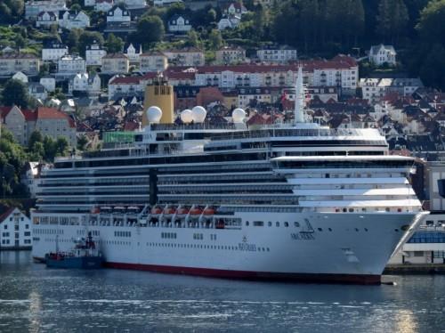 Cruise - P&O Cruises - MV Arcadia