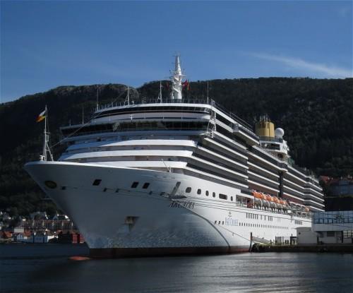 Cruise - P&O Cruises - MV Arcadia02