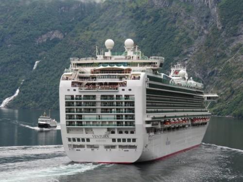 Cruise - P&O Cruises - MV Ventura03