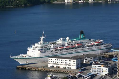 Cruise - Phoenix Reisen - MS Albatros09