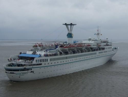 Cruise - Phoenix Reisen - TS Maxim Gorkiy01