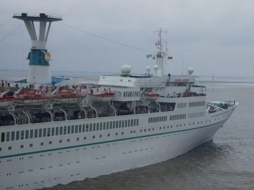 Cruise - Phoenix Reisen - TS Maxim Gorkiy02