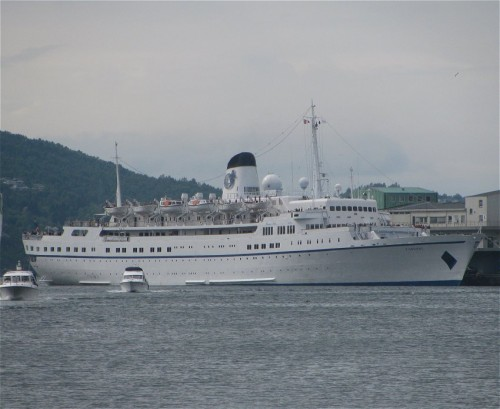 Cruise - Portuscale Cruises - MS Funchal