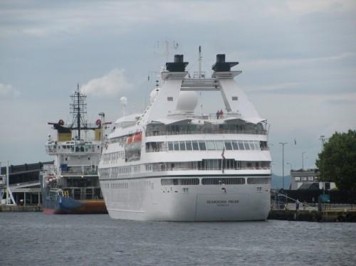 Cruise - Seabourn Cruise Line - Seabourn Pride