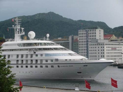 Cruise - Seabourn Cruise Line - Seabourn Pride01