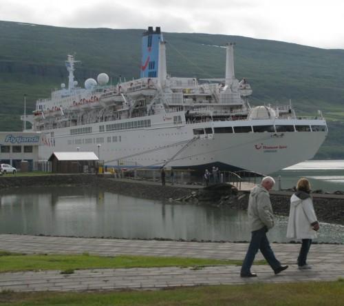Cruise - Thomson Cruises - Thomson Spirit01