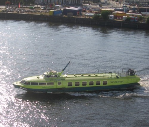 Ferry - Connexion - Catharina-Amalia