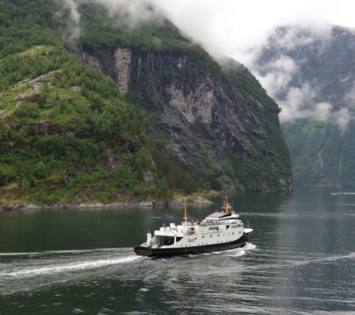 Ferry - Fjord1 - Bolsoey01