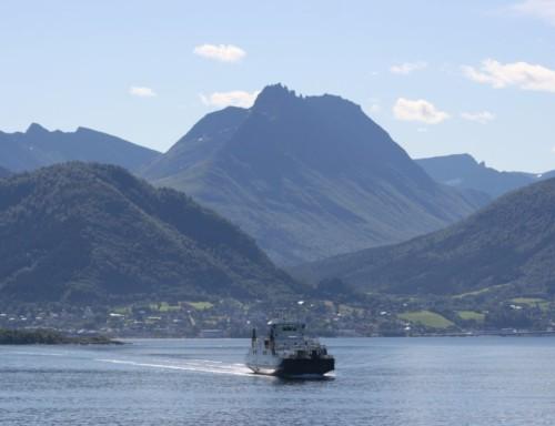 Ferry - Fjord1 - Eira