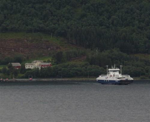 Ferry - Fjord1 - Hjørungfjord