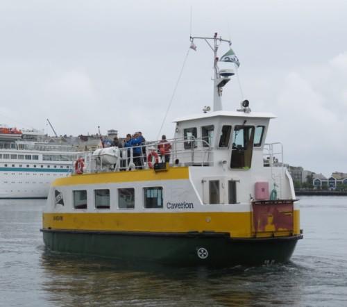 Ferry - Kristiansund - Angvik