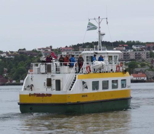 Ferry - Kristiansund - Angvik01