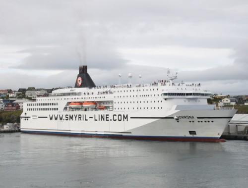 Ferry - Smyril Line - Norröna01
