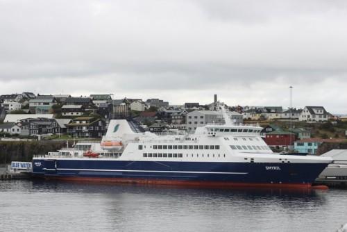 Ferry - Smyril Line - Smyril