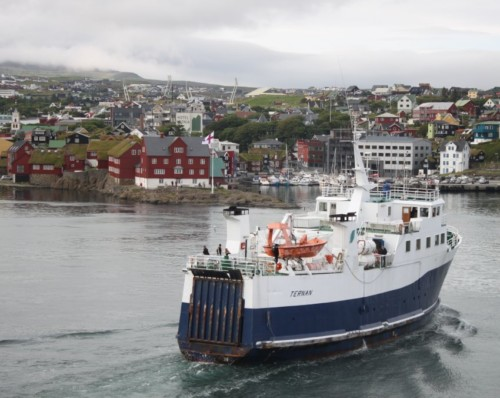Ferry - Smyril Line - Ternan01