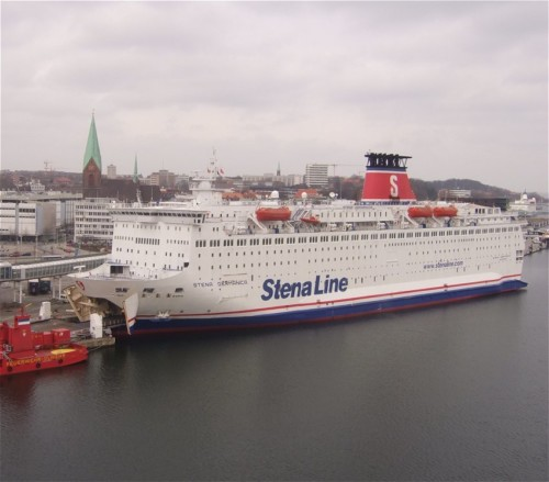 Ferry - Stena Line Scandinavia - Stena Germanica