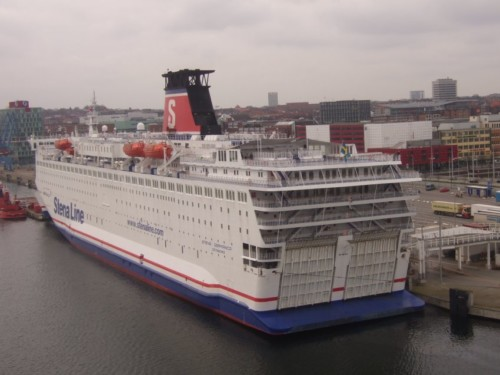 Ferry - Stena Line Scandinavia - Stena Germanica01