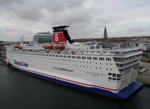 Ferry - Stena Line Scandinavia - Stena Scandinavica01