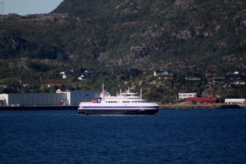 Ferry - Torghatten Nord AS - Loedingen