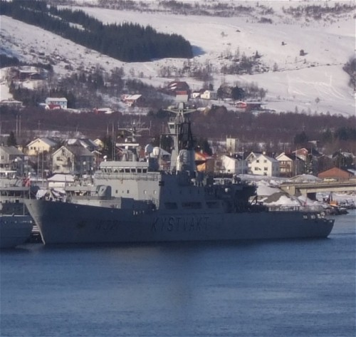 Government - Norway W321-01