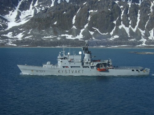 Government - Norway W322-01