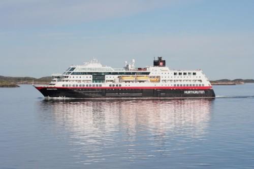 Hurtigruten - MS Midnatsol04