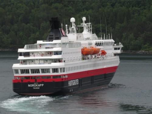 Hurtigruten - MS Nordkapp04