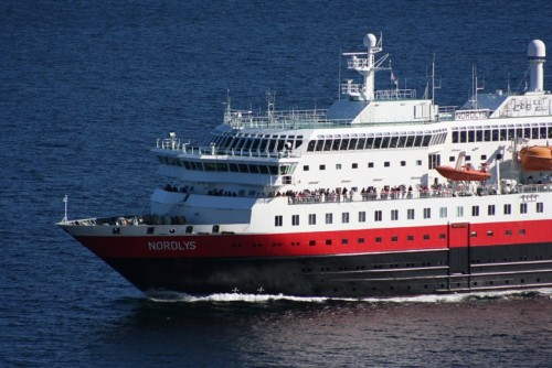 Hurtigruten - MS Nordlys07