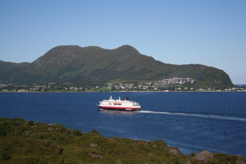 Hurtigruten - MS Nordlys08