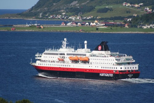 Hurtigruten - MS Nordlys09